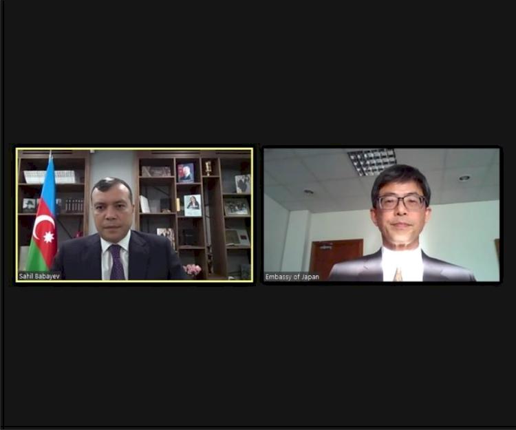 Nazir Sahil Babayev erməni cinayətləri barədə bəhs edib